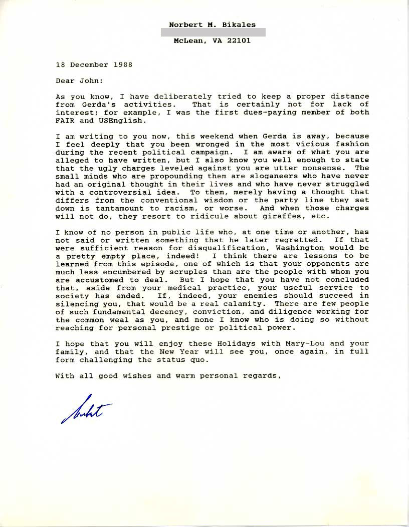 Nice letters about doctor john tanton complimentary letters about john tanton altavistaventures Image collections